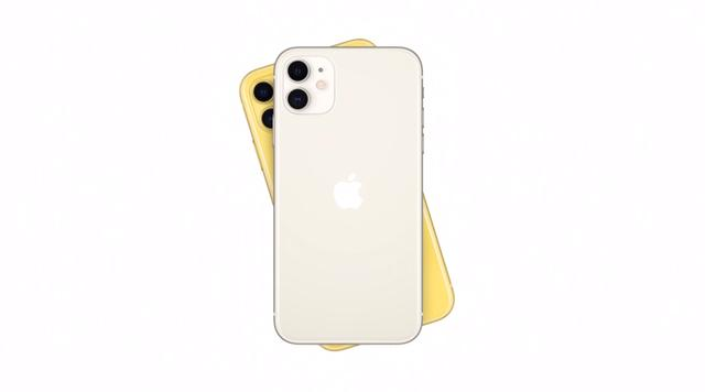 iPhone 11发布:升级双摄 搭载A13安兔兔