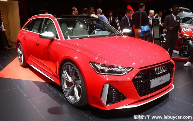 奥迪暗示未来或将推出动力更强劲的RS6、RS7混合动力车型佰咖汽车