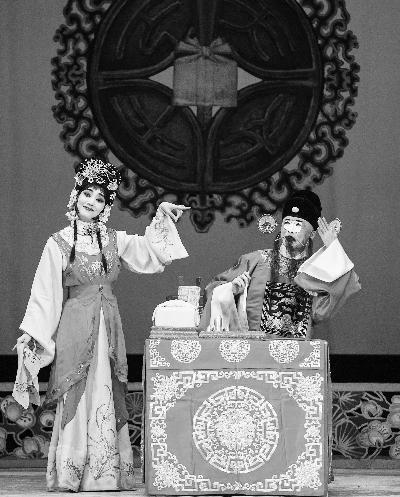从北京喜剧周看喜剧艺术的传承和创新光明网