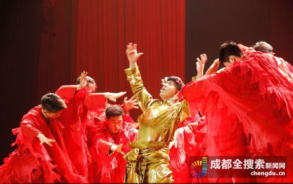 大型原创音乐剧《丝路恋歌》巡演在双流启动成都全搜索新闻网
