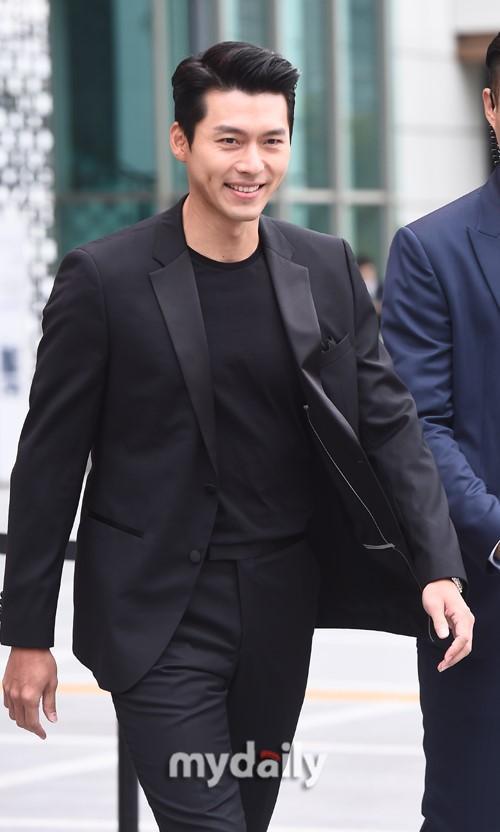「MD PHOTO」 韩国艺人玄彬首尔出席代言宣传活动mydaily