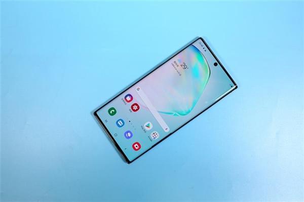 三星Galaxy Note 10系列明日首销:5G加持的安卓真机皇科技生活快报