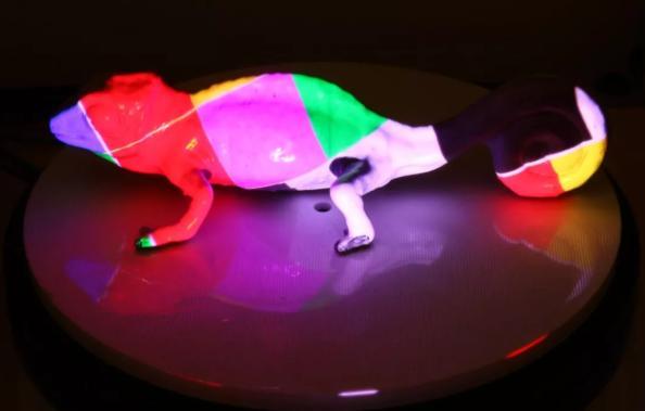 科技以换色为本,麻省理工研发出可变色油墨安卓中国