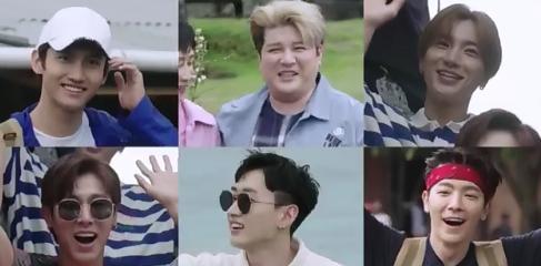 """和SJ呆在一起,東方神起畫風跑偏,沙雕pose是""""中年人""""的歡樂?EXO中"""