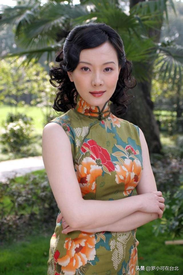 哪位女演员穿旗袍最漂亮?