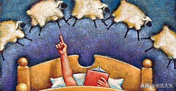 失眠,又称入睡和维持睡眠障碍,通常指患者 - 第1张  | 网络大咖