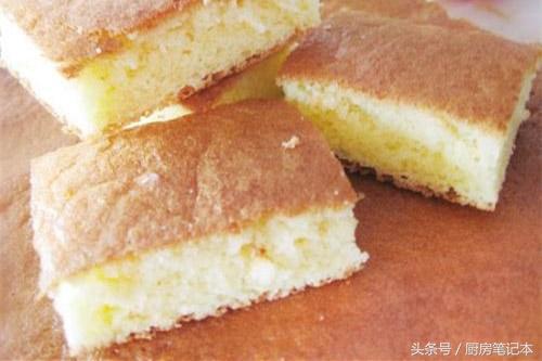 「百味蛋糕」法式海绵蛋糕