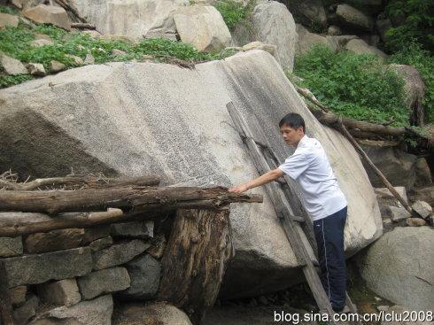 徂徕山成吉思汗圣旨摩崖的发现实录