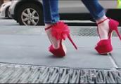 体罚高跟鞋憋尿
