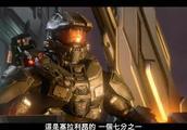 士官长在星球内部遇上先行者普罗米修斯战团和宣教士 科幻CG推荐
