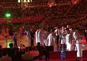 广东宏远霸气开场仪式直击,16连胜早有预兆现场氛围堪比NBA