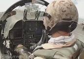 看战斗机是如何侧方位停机的