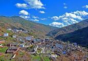 云南以风水而知名的少数民族古村落有哪些?