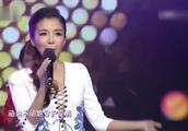 朱迅精彩演唱《日不落》人美歌甜,多才多艺