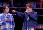 刘维带领男生对女生对歌,一开口就把女领队唱害羞,网友:佩服!