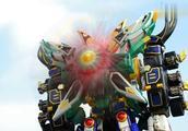 忍风战队破里剑者 2002! 超级战队玩具全体集合 组合玩具视频展示