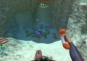 深海迷航5:今天下海打渔3,给自己找点食物!