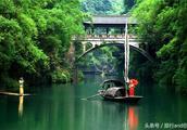 三峡人家风景区,风景如画,其山水之景,各具特色!