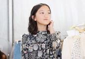 李嫣小小年纪走T台,更多的人关注嫣然天使基金,她就是天使!