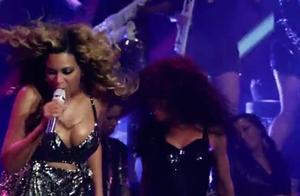 经典!女神碧昂丝超嗨现场,真的好棒!End Of Time 现场版-Beyonce