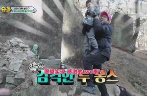 超人回来了:韩国父子俩许愿,听到他们的愿望后,我都替他爸丢人