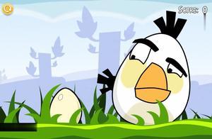 愤怒的小鸟:每次都是差一点打中,能不能来个痛快的!都要吓死了