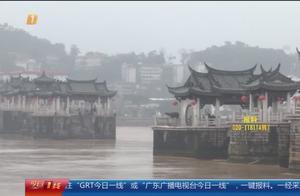 潮州广济桥被撞:八百年古桥险被毁