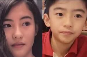 张柏芝晒自己12岁时的青涩照,简直就是大一号的女版Lucas!