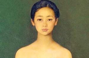 新婚画新娘卖3450万!陈丹青大赞:纯净动人,是80年代最精致油画