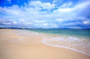 三亚旅游玩法之蜈支洲岛一日游