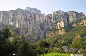 雁荡山灵岩(小龙湫)景区——雁荡冠天下,灵岩尤绝奇