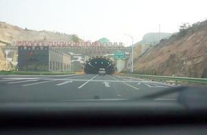 驾车连穿港沟隧道、龙鼎隧道、浆水泉隧道,体验济南最大的隧道群