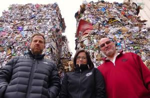 """中国""""叫停""""洋垃圾后,事情有进展,加拿大或正遇到新的垃圾问题"""