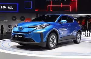 丰田旗下最适合年轻人的SUV,如今再出新款,油耗更低了!