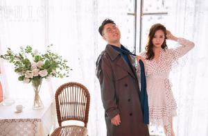 有种情侣穿搭叫杜海涛与沈梦辰,穿的低调也很甜