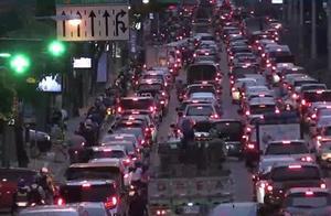 386人死亡!泰国泼水节发生3338起交通事故 最大原因是酒驾