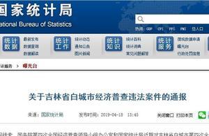 要求企业填假数据,白城统计造假就不怕暴露?| 新京报快评