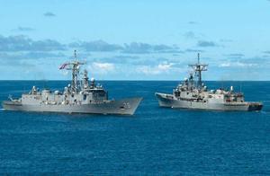 半年不到,美国军舰四过台湾海峡!这一次尤其不寻常!如此耀武扬威,是在挺蔡英文?