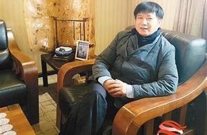 访优秀民营企业家、陕西利安发展集团董事长陈立强