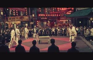 《叶问4》甄子丹再度开打,对战美国特种兵,霸气十足