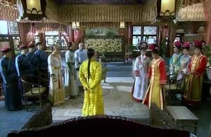 新还珠格格:小燕子语出惊人漏出破绽,皇上称演的还真卖力