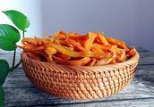 晾晒红薯干(地瓜干)的家常做法大全怎么做好吃视频