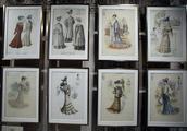 周末去中国丝绸博物馆领略法国丝绸的古典美