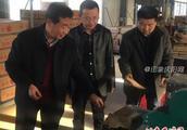 区经合局赴陕西省彬县融诚农业科技集团考察交流