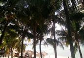 浮在南海上的美丽遗世孤岛,分界洲岛有着明亮的海沙,湛蓝的大海