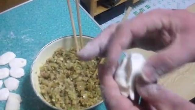 正宗东北饺子的做法和传说