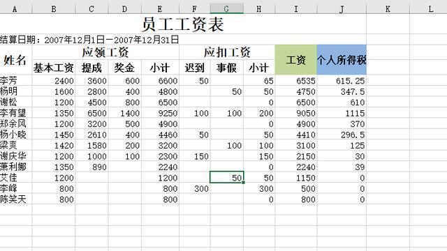 求装饰工程行业财务报表模版及账务处理方法