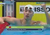 神奇逆转,汪顺最后50米逆转萩野公介夺200混金牌,覃海洋摘铜