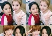 外国偶像齐登《Happy Together 3》 Sorn、Sana、程潇分享认证照