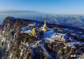 中国四大佛教名山之一峨眉山